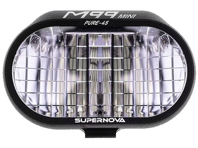 Supernova E-45 M99 Mini Pure Frontlicht Schwarz